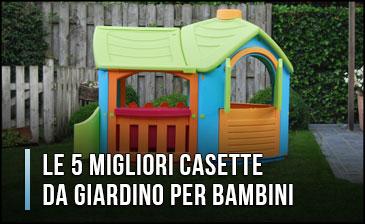 Qual è la Miglior Casetta da Giardino per Bambini? - Opinioni, Recensioni, Prezzi (Gennaio 2020)