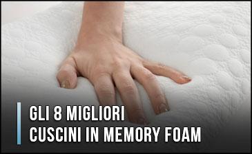 Gli 8 Migliori Cuscini In Memory Foam Classifica Agosto 2021