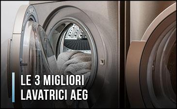 Qual è la Migliore Lavatrice AEG? - Opinioni, Recensioni, Prezzi (Gennaio 2020)