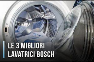 Qual è la Miglior Lavatrice Bosch? – Opinioni, Recensioni, Prezzi (Gennaio 2020)