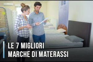 Materassi Di Qualita Marche.I 5 Migliori Materassi Ortopedici Matrimoniali E Singoli