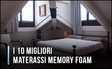 Miglior Materasso In Memory.I 10 Migliori Materassi Memory Foam Opinioni Recensioni Set 2019