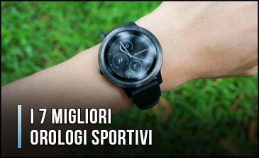 Qual è il Miglior Orologio Sportivo? - Sportwatch per Uomo e Donna, Recensioni (Gennaio 2020)