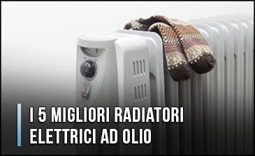 Qual è il Miglior Radiatore Elettrico ad Olio / Termosifone? - Anche a Basso Consumo (Gennaio 2020)