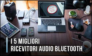 Qual è il Miglior Ricevitore / Trasmettitore Audio Bluetooth? – Per TV, Casse o Auto (Gennaio 2020)