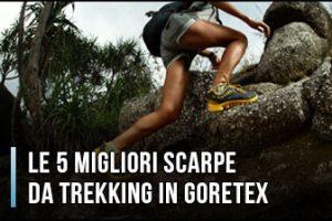 Quali sono le Migliori Scarpe da Trekking in Goretex? – Opinioni, Recensioni (Aprile 2020)