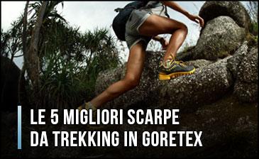 Quali sono le Migliori Scarpe da Trekking in Goretex? – Opinioni, Recensioni (Gennaio 2020)