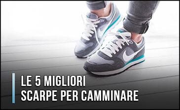 Quali sono le Migliori Scarpe Comode per Camminare Tanto (e in Città)? – Recensioni (Aprile 2020)