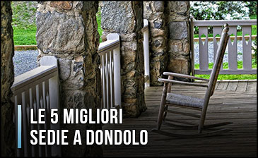 Qual è la Miglior Sedia a Dondolo Moderne? - Poltrone, Recensioni, Prezzi (Gennaio 2020)