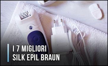 Qual è il Miglior Silk Epil Braun? - Opinioni, Recensioni, Prezzi (Aprile 2020)