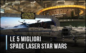 Qual è la Migliore Spada Laser Star Wars? – Opinioni, Recensioni, Prezzi (Gennaio 2020)