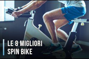 Qual è la Migliore Spin Bike? - Opinioni, Recensioni, Prezzi (Gennaio 2020)