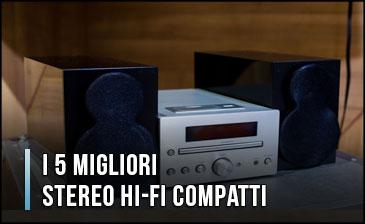 Qual è Il Miglior Stereo Hi-fi Compatto e Mini? – Opinioni, Recensioni, Prezzi (Gennaio 2020)