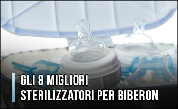 Qual è il Miglior Sterilizzatore per Biberon? – Anche a Vapore, Opinioni, Recensioni, Prezzi (Gennaio 2020)