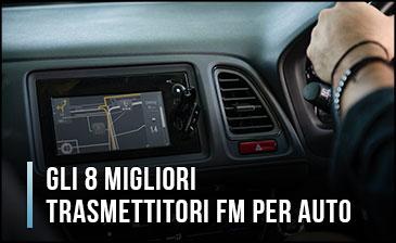 Qual è il Miglior Trasmettitore FM per Auto (Bluetooth)? – Opinioni, Recensioni (Gennaio 2020)
