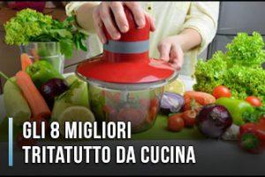 Qual è il Miglior Tritatutto da Cucina? - Per Uso Domestico e Professionale, Recensioni (Gennaio 2020)