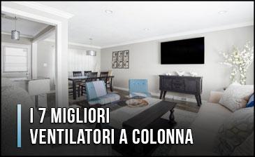 Qual è il Miglior Ventilatore a Colonna? (anche Silenzioso) - Opinioni, Recensioni, Prezzi (Gennaio 2020)