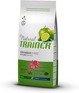 Natural Trainer Manzo e Riso