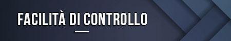 Facilità di controllo