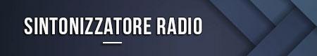 Sintonizzatore radio