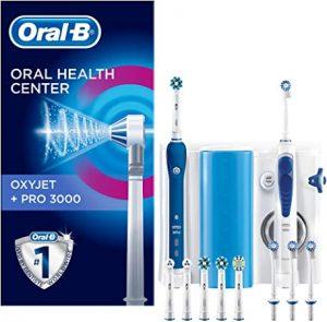 Oral-B Oxyjet + PRO 3000