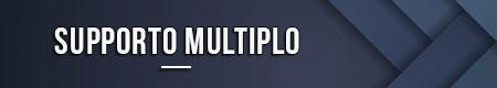 Supporto multiplo