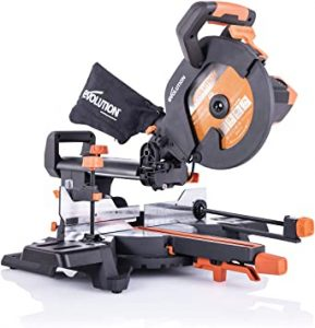 Evolution Power Tools R255SMS+