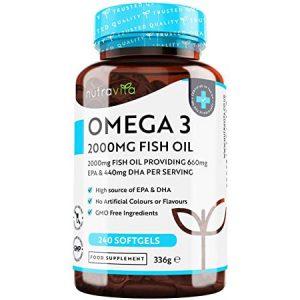 Nutravita Omega 3